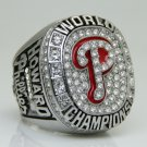 2008 Philadelphia Phillies world series Championship Ring 11 Size