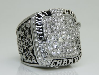 2008 Detriot Red Wings Stanley Cup Championship ring 11 Size