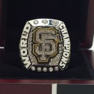 2014 San Francisco Giants world series Championship Ring 9-13 Size Engraved inside with wooden box