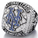 2015 New York Mets NLCS World Series Championship ring 8-14S for DAVID WRIGHT