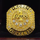 Special memoriable Los Angeles Lakers ring for KOBE NBA championship ring 10 and 11S with wooden box