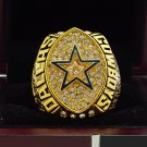 1992 Dallas Cowboys super bowl Championship Ring 8-14 size copper solid ingraved inside