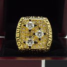 1978 Pittsburgh Steelers super bowl Championship Ring 8-14S copper solid ingraved inside