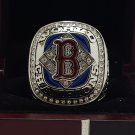 2004 Boston Red Sox world series Championship Ring 8-14 Size Name Anderson