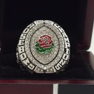 2015 Oregon Ducks Rose Bowl National championship ring 8-14S