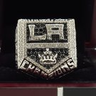 2014 Los Angeles La Kings Hockey Stanely Cup Championship ring 8-14 Size