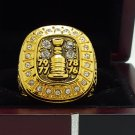 1979 Montreal Canadiens Hockey Stanely Cup Championship ring 8-14 Size
