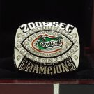 2006 Florida Gators SEC NCAA National championship ring 8-14S for sale copper solid