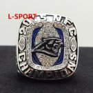 On sale order 2015 Carolina Panthers NFC super bowl  Rings 8-14S copper solid