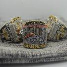 On sale order 2015 Denver Broncos super bowl  Rings 8-14S copper solid for Manning