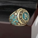1974 OAKLAND ATHLETICS World Series Championship Ring Size 10-13 With a nice wooden case