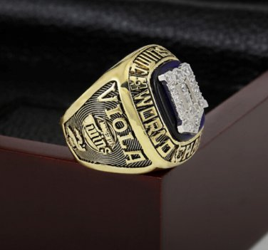 1987 MINNESOTA TWINS World Series Championship Ring Size 10-13 With a nice wooden case