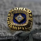 1978 New York Yankees world series Championship Ring Name MUNSON 12S