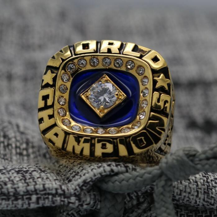 1978 New York Yankees world series Championship Ring Name MUNSON 14S