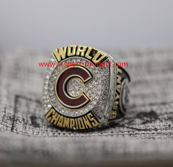 2016 Chicago Cubs world series championship ring 8 Size MVP Bryant
