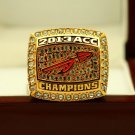 2013 NCAA Florida state Seminoles ACC National Championship Ring 8-14 Size