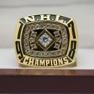 1978 Montreal Canadiens Hockey Stanely Cup Championship ring 8-14 Size
