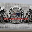 2017 New England Patriots super bowl championship ring 10S for Tom Brady