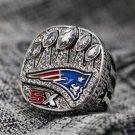2016 2017 New England Patriots NFL championship ring 13S for Tom Brady