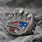 2016 2017 New England Patriots NFL championship ring 14S for Tom Brady