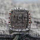 2008 USC University of Southern California Rose Bowl Championship Ring 8-14S