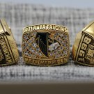 1998 Atlanta Falcons NFC Football Championship ring copper version 8-14 size