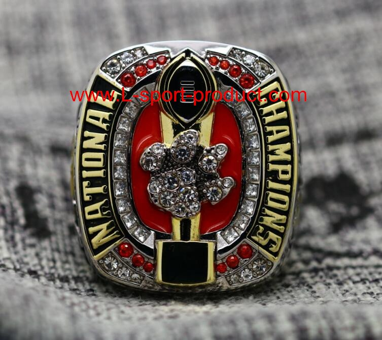 2016 2017 Clemson tigers NCAA championship ring 9S for WATSON COPPER VERSION