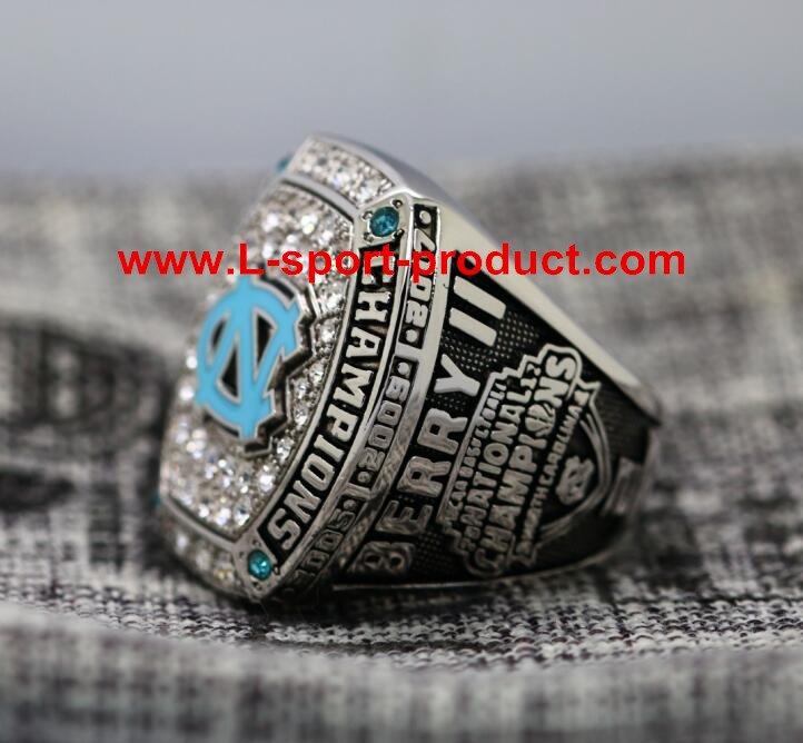 2016 North Carolina Tar Heels basketball National Championship rings 10 Size copper version