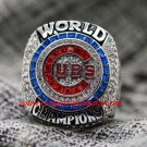 2016 Chicago Cubs MLB world series championship ring 11 Size copper for MVP Zobrist
