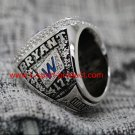BRYANT NAME 2016 Chicago Cubs MLB world series championship ring 10 Size copper