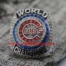 RIZZO NAME 2016 Chicago Cubs MLB world series championship ring 8-14 Size copper