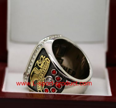 2016 2017 Cleveland Indians American League world series ring 9 Size copper Miller