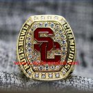 2017 USC Trojans University of Southern California Rose Bowl Championship Ring 13S