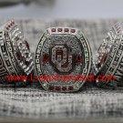 2016 Oklahama sooners Big 12 NCAA National Championship Ring 14S
