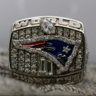 2001 New England Patriots super bowl championship ring 8-14S in stock Tom Brady