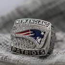 2011 New England Patriots NFC super bowl championship ring 8-14S in stock Tom Brady