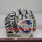 2016 2017 New England Patriots championship ring 10S for Brady