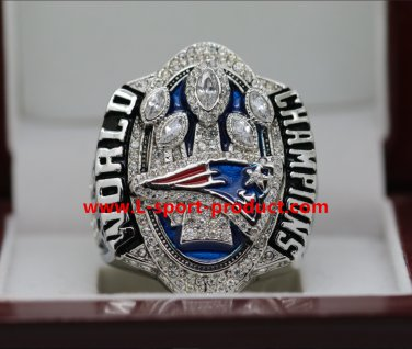 2016 2017 New England Patriots championship ring 11S for Brady