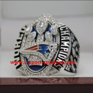 2016 2017 New England Patriots championship ring 13S for Brady