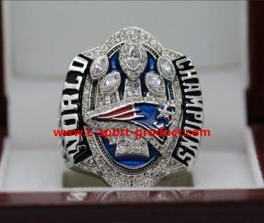 2016 2017 New England Patriots championship ring 14S for Brady