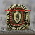 2017 Fantasy Football Championship Trophy Copper Ring 8-14Size Best Fans Gift