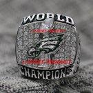 2018 PHILADELPHIA EAGLES SUPER BOWL LII Championship Ring 8-14 Size copper version