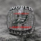 2018 PHILADELPHIA EAGLES SUPER BOWL LII Championship Ring 10 Size copper version