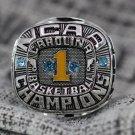 1982 North Carolina Tar Heels basketball National Championship rings 8-14 SZ for Michel Jordan