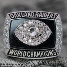 1976 Oakland Raiders super bowl Championship Ring 8-14S copper version