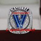 2018 Villanova Wildcats basketball National Championship rings DIVINCENZO 8-14S