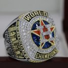 Sale Houston Astros 2017 Championship Ring World Series NEW DESIGN FOR SPRINGER 11S
