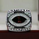 2005 USC Trojans University of Southern California BCS Championship Ring 8-14S