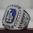 OFFICAL 2017 2018 Los Angeles Dodgers NL world Championship Ring 13S US COPPER