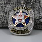Houston Astros 2017 Championship  World Series necklace +22 inch chain